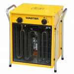 Аренда электрической тепловой пушки MASTER B 15 EPB